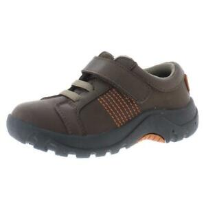 Keen Boys Brown Leather Casual Shoes Sneakers 11 Medium (D) Little Kid BHFO 7911