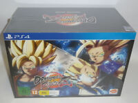 DRAGON BALL FIGHTERZ COLLECTOR'S EDITION PLAYSTATION 4 PS4 PAL NEW SEALED