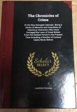 The Chronicles Of Crime CAMDEN PELHAM