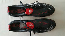 DANE SWAN COLLINGWOOD HAND SIGNED MATCHWORN PAIR OF BOOTS PREMIERSHIP YEAR