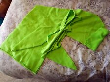 Lime Green Felt Material Crafting/Costume Making