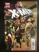 Uncanny X-Men #544 2nd Printing Variant 2011 Marvel Comic Book Wolverine