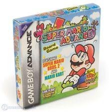 Super Mario Advance Board Game boxed