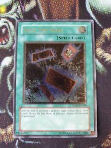 Yu-Gi-Oh card - Into The Void - Ultimate Rare - Unl Edition - TSHD-EN049 - M/NM