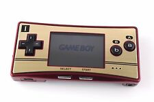 Game Boy Micro Advance Famicom & AC Adapter Nintendo System Japan (Loose)