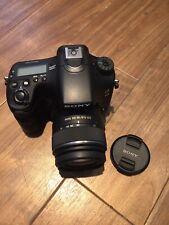 Sony Alpha a68 24.2MP Digital SLR Camera Kit w/ 18-55mm Lens Low Shutter Count !