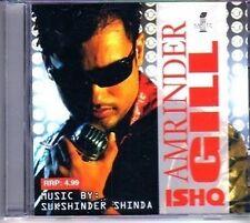 (CW837) Amrinder Gill, Ishq - 2007 CD