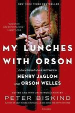 My Lunches with Orson: Conversations between Henry Jaglom and Orson Welles, , Bi
