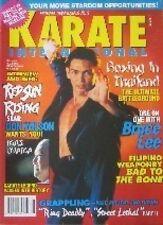 7/94 KARATE INTERNATIONAL  MAS OYAMA DON WILSON BRUCE LEE KUNG FU MARTIAL ARTS