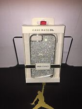 Authentic Case-Mate Brilliance Diamond / Silver Case for iPhone 6/6s -Retail $80