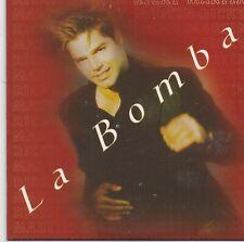 Ricky Martin-La Bomba Promo cd single