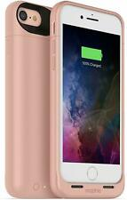 mophie Juice Pack Air 2525mAh Battery Charge Case iPhone 8 7 SE 2nd Gen RoseGold