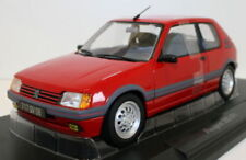 Artículos de automodelismo y aeromodelismo de plástico de color principal rojo Peugeot