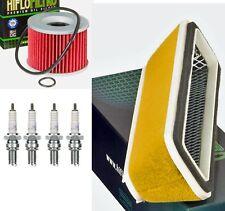 KAWASAKI GPZ 750 R GPZ 900 R NINJA Luftfilter Ölfilter Zündkerzen Wartungskit