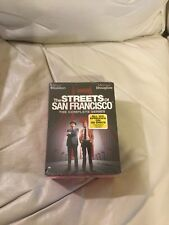 The Streets of San Francisco: The Complete Series (DVD, 2017)