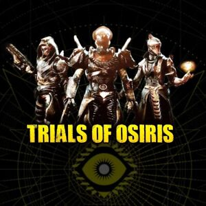 Flawless | Trials Of Osiris | Xbox Ps4 | Pc Cross Save | Ready In 6 Hours