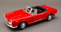Model Car Scale 1:24 Welly Alfa Romeo Spider Cabrio diecast modellcar Red