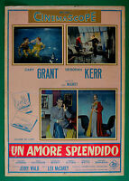 T81 Fotobusta Cary Grant Deborah Kerr Un Amor Hermoso Affair To Remember 2