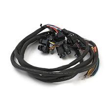 Schalter LED Armaturen Schwarz Tempomat & Radio f. Harley-Davidson Touring 07-13