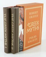 THE GREEK MYTHS - Folio Society - Robert Graves