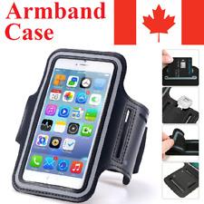 For iPhone 5 SE 6 7 8 X Plus Armband Case Jogging Sport Gym Running Band Holder