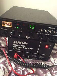 Cb Ham Radio Power Supply XM19V