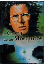 La costa de los mosquitos (The Mosquito Coast) (DVD Nuevo)