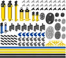 Lego Pneumatic KIT 6 (cylinder,pump,tube,hose,switch,valve,piston,tubing,ev3)