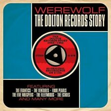 WEREWOLF-DOLTON RECORDS 2 CD (THE ECHOES, THE FLEETWOODS, THE FRANTICS, .) NEU