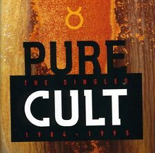 The Cult - Pure Cult [New CD]