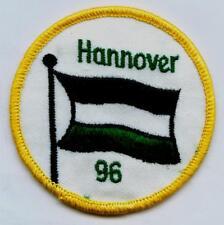Fußball Aufnäher Patch Hannover 96 Sammlerstück aus den 70ern x