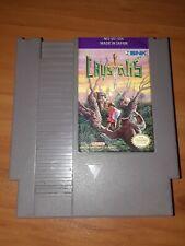Crystalis (Nintendo NES, 1990) cartridge tested NINTENDO!