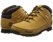 Timberland Men's Leather RRP £120 Ankle SneakersTrainers Shoes Boots