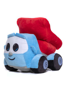 LEO The Truck Plush Musical Toy