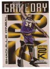1999-00 SKYBOX DOMINION #7 of 20 SHAQUILLE O'NEAL GAME DAY 2K PLUS