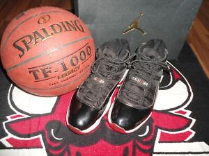 "Nike Air Jordan XI 11Retro ""Countdown Pack"",Gr.43,wht blk varsity red,136046-062"