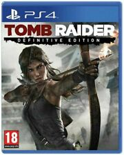 Tomb Raider - Definitive Edition Ps4 PlayStation
