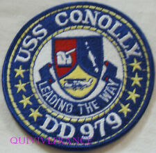 PUS452 - US NAVY USS CONOLLY DD-979 PATCH