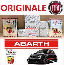 KIT TAGLIANDO FILTRI ORIGINALI + OLIO SELENIA FIAT 500 ABARTH 1.4 135 140 160 CV