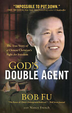 NEW Christian Autobiography Hardcover! God's Double Agent - Bob Fu