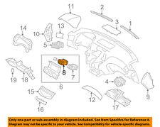 Infiniti NISSAN OEM Q70 Instrument Panel Dash-Center Grille Left 687531ME0D