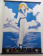 SailorMoon Scroll 1998 Naoko Takeuchi Animation