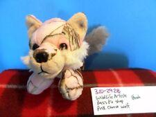 Wildlife Artists Bass Pro Shop Pink Camo Wolf Bean Bag Plush (310-2928)
