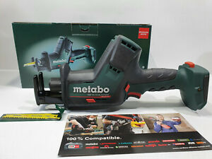NEW! Metabo 18v Sabre Saw SSE18LTXBL -Brushless  Compact