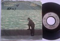 """Mike Oldfield / Moonlight Shadow / Rite Of Man 7"""" Vinyl Single 1983"""