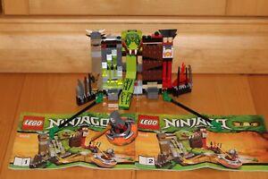 "Lego Ninjago -  "" Ninja Kendo Kai Training Set "" Set 9558 mit Bauanleitung"