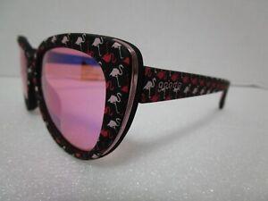 "Goodr Runway ""Gopher a Flamingo"" Sunglasses"