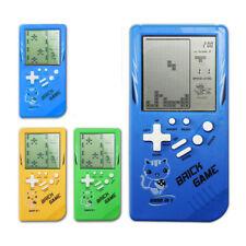 Electronic Tetris Brick Game Kids Handheld Game Machine LCD Educational Toys AU