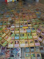 Old Pokemon 1 Card ~ 100% Vintage WOTC! Guaranteed Authentic Original Base-neo