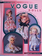 VOGUE DOLLS PRICE GUIDE COLLECTOR'S BOOK Hardback Color Pictures & Value